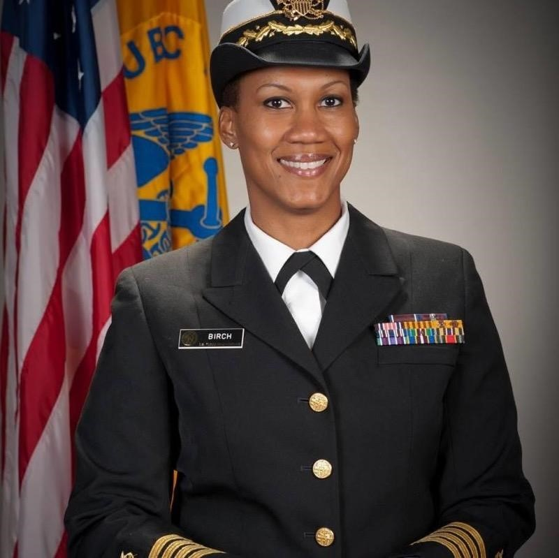 Executive Member At Large: CAPT Postelle Birch-Smith, Pharm.D